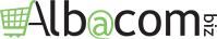 Logo Albacom.ro